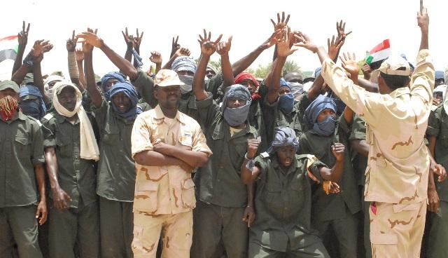 الدعم السريع تُعلن القبض على تسعة من متمردي مجموعة السافنا بشمال دارفور
