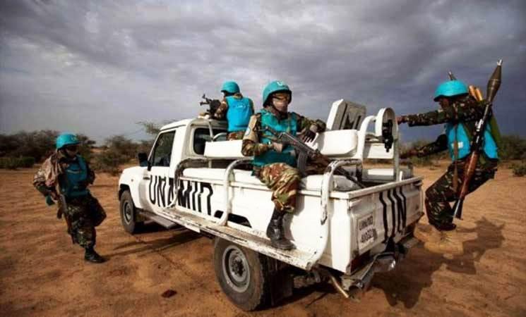 الحكومة تتسلم 11 موقعاً من يوناميد في دارفور