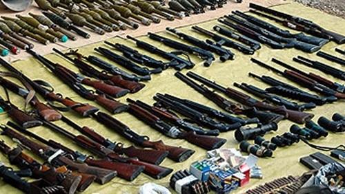 شراكة بين الاتحاد الأفريقي ومفوضية التسريح لإسناد جمع السلاح