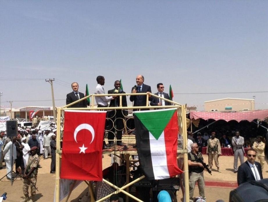 مؤتمر اقتصادي سوداني تركي لفتح نافذة للتجارة مع أروبا