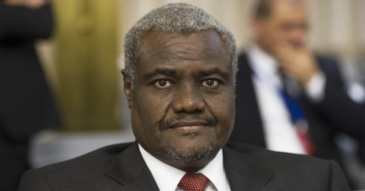 الاتحاد الأفريقي يدعو واشنطن لإزالة السودان من قائمة الإرهاب