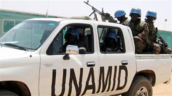 ترتيبات لانسحاب اليوناميد من (4) مواقع بشمال دارفور
