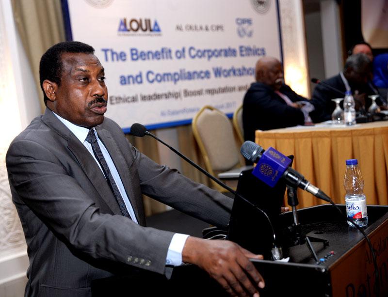 رئيس اتحاد المصارف : بنوك السودان جاهزة لمرحلة مابعد العقوبات