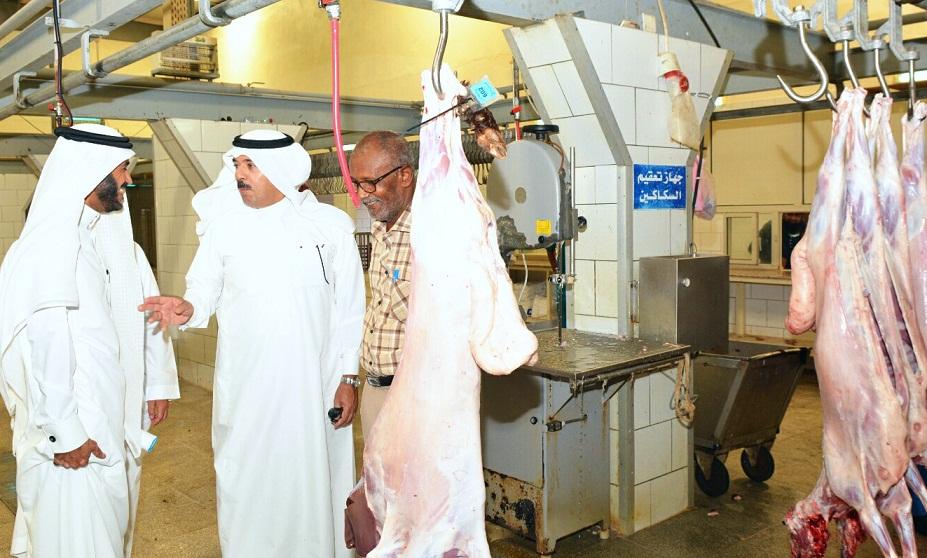 الهيئة العامة للغذاء والدواء السعودية تطمئن على مسالخ ومصادر اللحوم المصدرة للملكة من السودان
