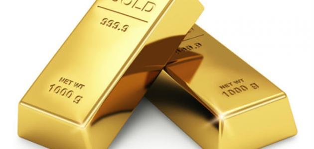 أرتفاع سعر أوقية الذهب في التداولات العالمية