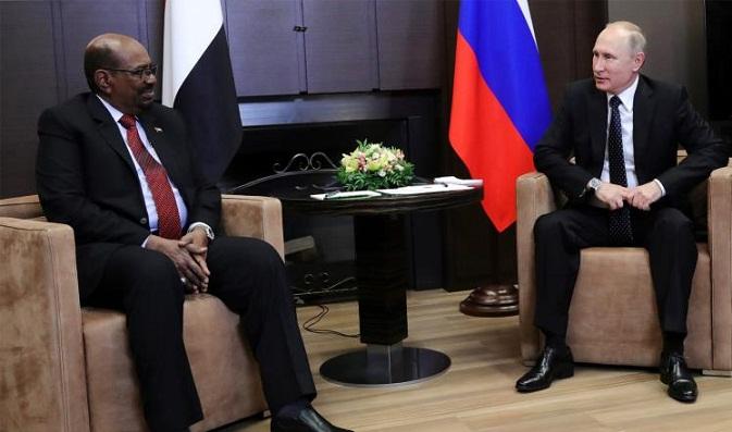 روسيا تعلن عن بناء محطة نووية في السودان