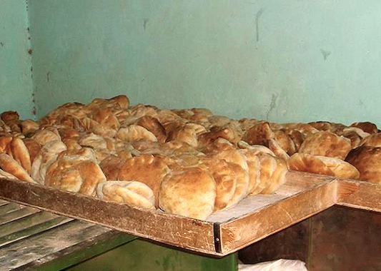 مقترح لبيع الخبز بالميزان