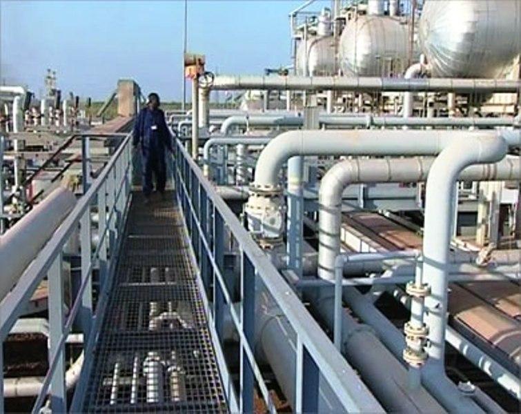 شركة الأنابيب: العمل بخط (الجيلي – ودمدني) الناقل لمنتجات البترول شارف على الانتهاء