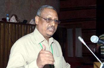 العجيمي : وزارة الزراعة تعاني من قلة الخبراء