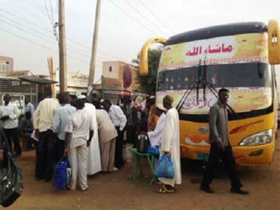 (5) آلاف جنيه تعرفة السفر من الخرطوم إلى الأبيض