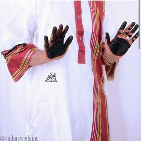 حنة العريس السوداني