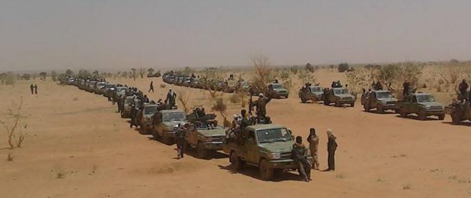هواجس إزاء غموض وضعية القوات النظامية بالإعلان الدستوري