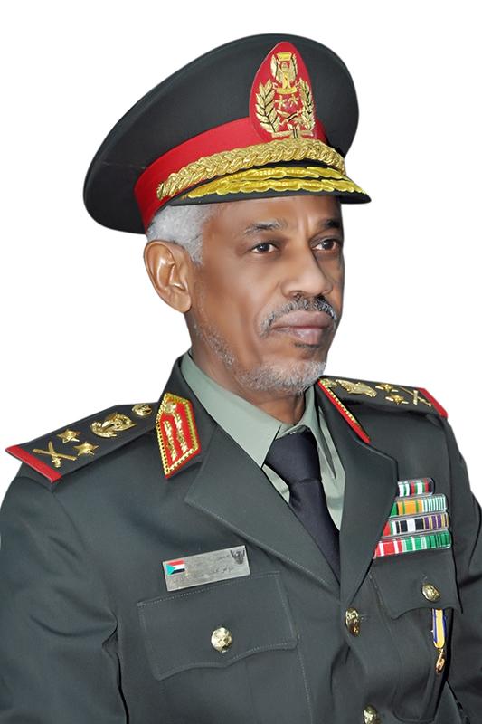 وزير الدفاع يلتقي السفير القطري بالخرطوم