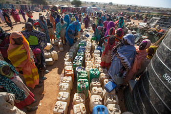 شمال كردفان:  تفاقم أزمة الخبز و الوقود ومياه الشرب