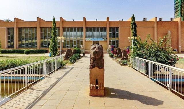 الكشف عن اختفاء شجرة صندل ثانية من المتحف القومي السوداني