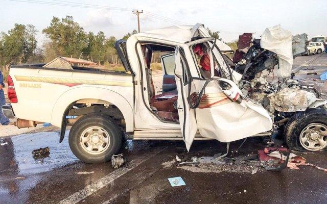 وفاة معتمد البحيرة السابق إثر حادث مروري بطريق التحدي