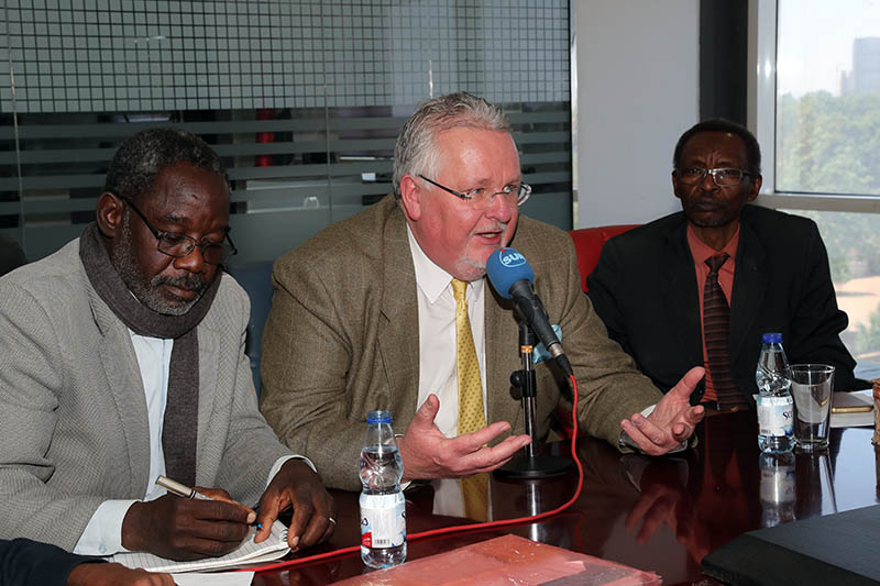 مدير مركز لندن للبحوث : السودان تعرض لحملة إعلامية غير مسبوقة