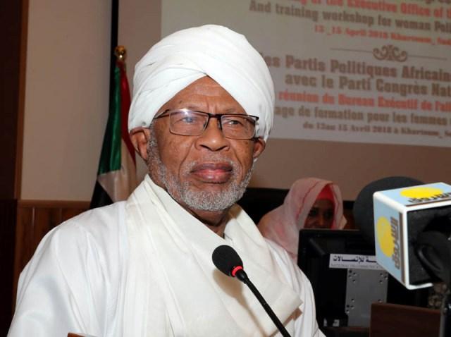السنوسي: السودان قبل الإنقاذ كان فقيراً