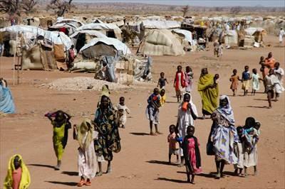 تسليم أراضي سكنية للاجئين العائدين من تشاد