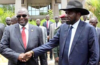 أمريكا تشكر كينيا والسودان ويوغندا للتوسط بين الجنوبيين