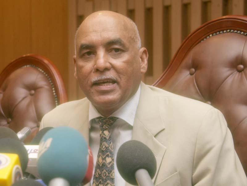 مندوب السودان بالامم المتحدة  يطالب بعدم تعكير أجواء السلام بأبيي