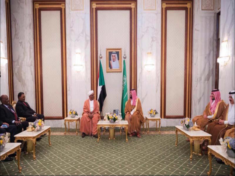 السعودية تتعهد بتمويل مشروعات انتاجية في السودان  على نمط تمويل الاردن