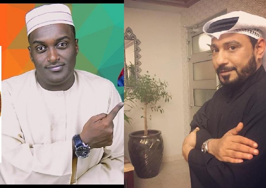 بالفيديو :ممثل كويتي يتوعد السوداني صاحب (زول كافيه) لو أنت راجل قابلني أعلمك الرجولة