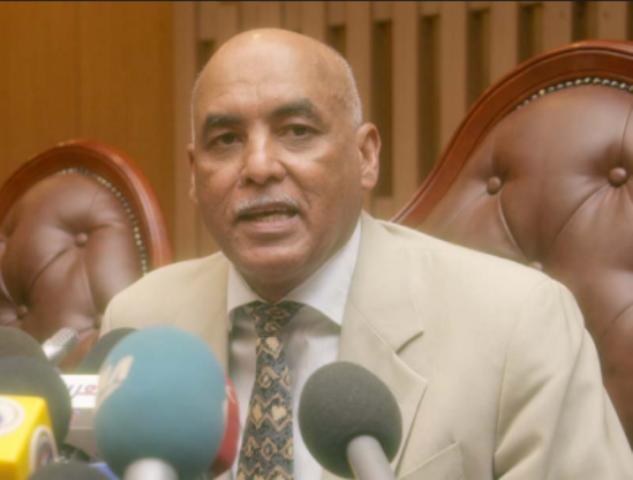 المجلس العسكري يكلف عمر دهب وكيلاً لوزارة الخارجية