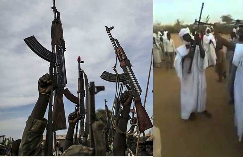 """إصابة طفل برصاصة """"طائشة"""" داخل منزلهم بشرق النيل"""