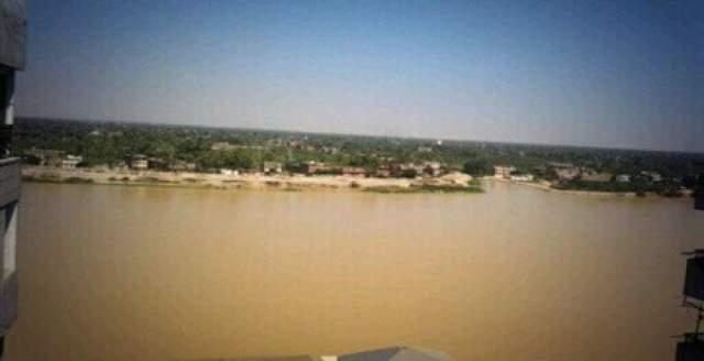 هيئة الخرطوم تعزو تعكر المياه لزيادة كميات الطمي في النيل