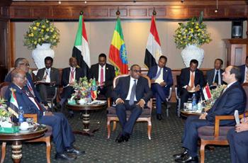 السودان يبحث إنشاء صندوق استثماري ثلاثي مع إثيوبيا ومصر