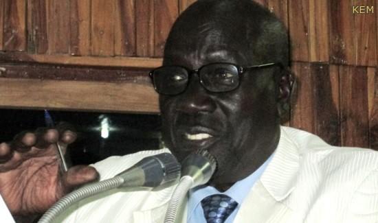 موسس مشار: البشير هو الرجل المناسب للجمع بين الفرقاء بجنوب السودان