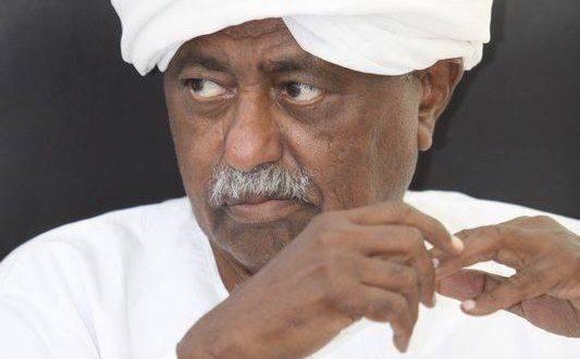 ود الشيخ يستقيل من  رئاسة المريخ