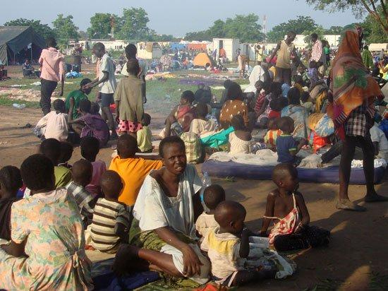 مفوضية شؤون اللاجئين تقف على أوضاع الجنوبيين بالخرطوم