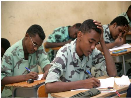 خطر الاعدام  يواجه كبير مراقبي امتحانات الشهادة السودانية