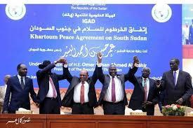فرقاء الجنوب يوقعون اتفاق السلام النهائي خلال 9 أيام