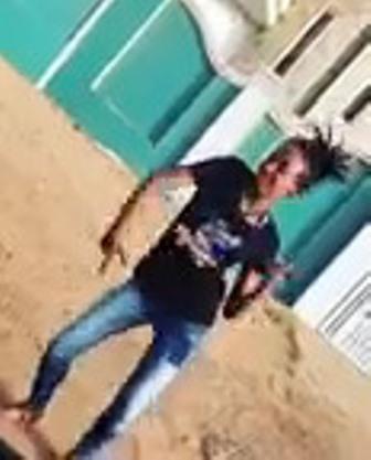 بالفيديو: صبية سودانية ترقص كيكي برشاقة وشرطة السودان لم تصدر تعليق حول تحدي كيكي
