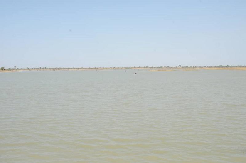 حصاد 1.5مليون متر من المياه بجنوب درافور