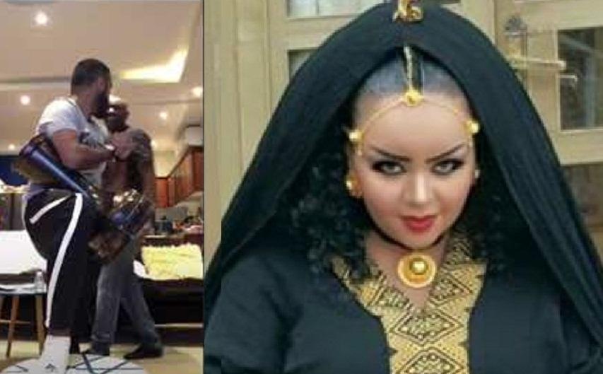 بالفيديو :  شاب سعودي يهدى أغنية ندى القلعة للشماسة في السودان ويرقص على ايقاعها استعداداً لزواجه