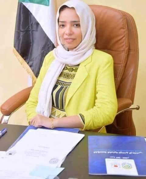 """""""هاجر البشير"""" مديراً للمؤسسة الشبابية للإنتاج الإعلامي"""