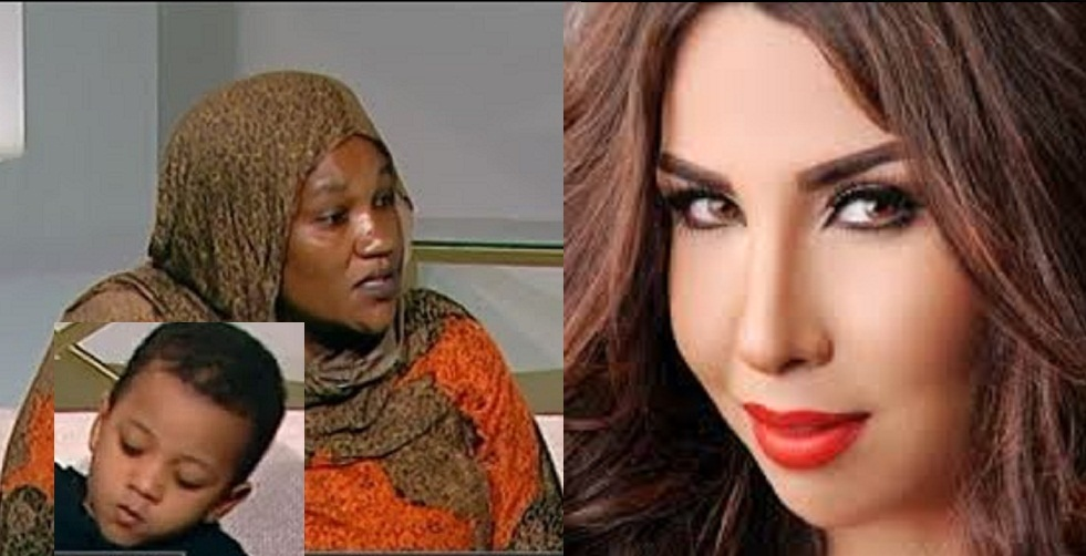 بالفيديو : سودانية متزوجة عرفياً من رجل مخابرات مصري تثير خوف المذيعة المصرية أميرة بدر