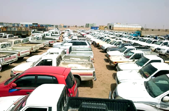 اكتمال تسجيل (١٨٧٠) عربة غير مقننة بشمال دارفور
