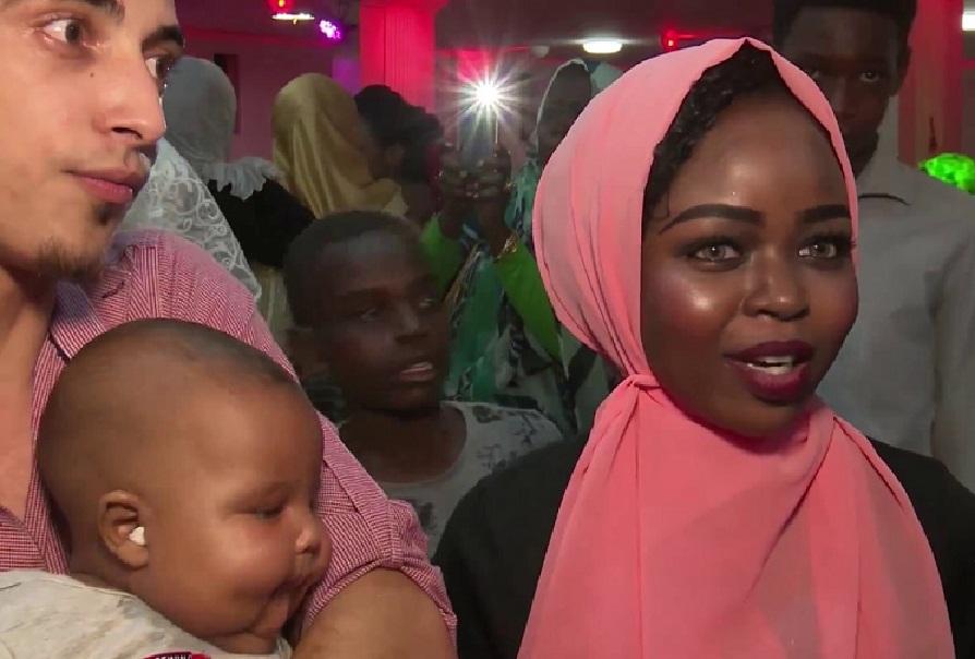بالفيديو : سودانية تشجع الفتيات على الزواج من السوريين