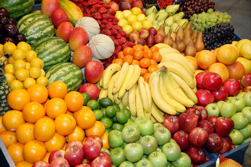 اقتراب استيراد الفواكه من مصر