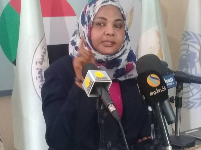 مفوضية حقوق الانسان في السودان: نطالب بالتحقيق والقصاص لأرواح الضحايا الذين قضوا في الاحتجاجات