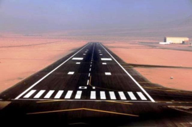 كشف معلومات مُهمّة عن تجميد العمل بالمطار الجديد