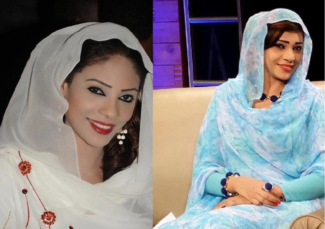 بالفيديو : وصف تفصيلي لجمال نجمة قناة الهلال سهام  عمر و 50 صورة فتوغرافية لتأكيد فتنتها