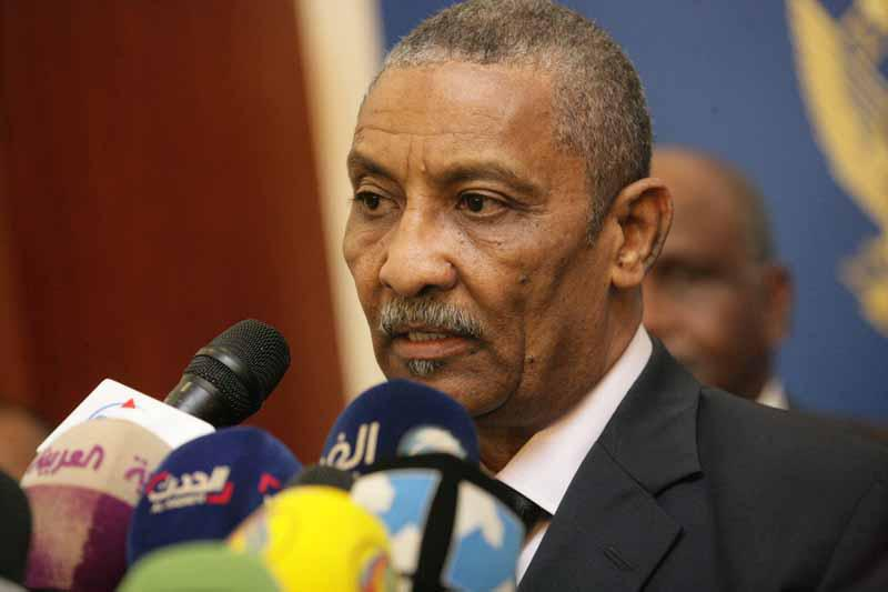 إعلان التشكيل الوزاري لحكومة الخرطوم الجديدة