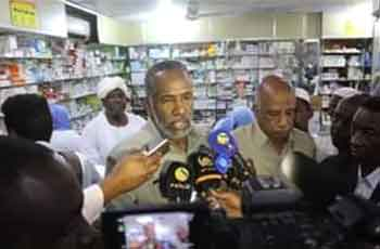 أبوزيد: مستعدون لتوفير أي دواء خلال 72 ساعة