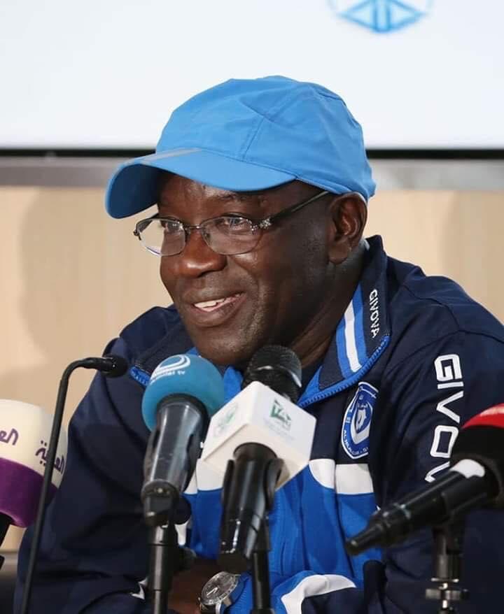 المدرب السنغالي يكشف المثير عبر رسالة مؤثرة لجماهير الهلال